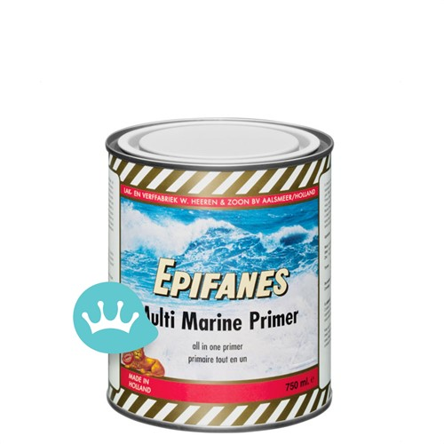 Epifanes Multi Marine Primer - Wit - 750 ml