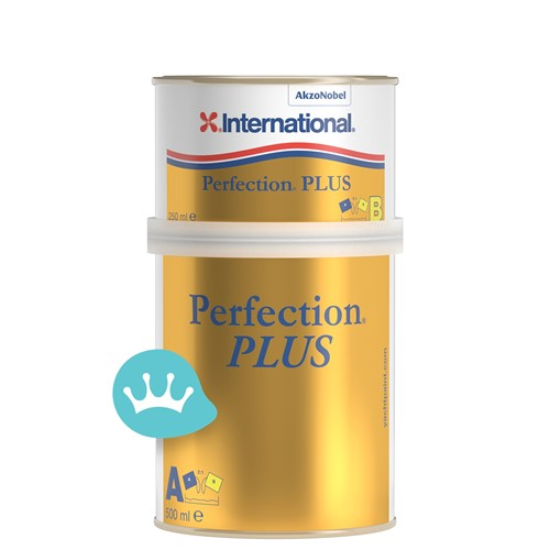 International Perfection Plus - A en B component - 750 ml