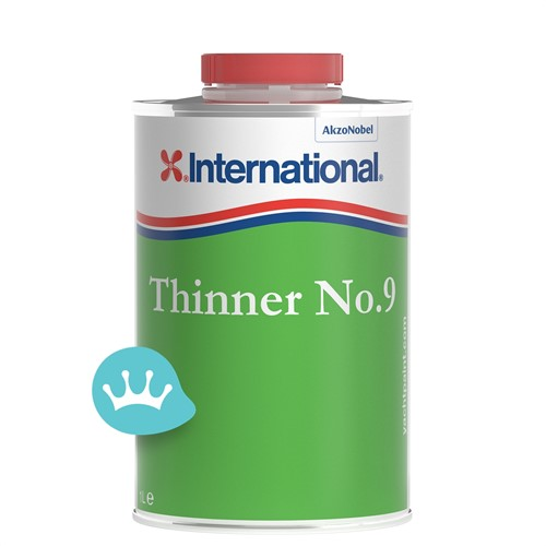 International Thinner No. 9 - 1 l