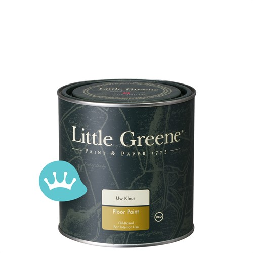 Little Greene Floor Paint - Mengkleur - 1 l