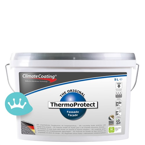 ClimateCoating ThermoProtect - Mengkleur - 5 l