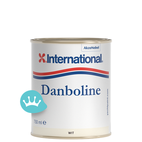 International Danboline - Wit 001 - 750 ml