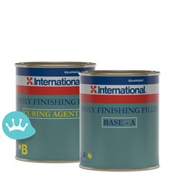 International Epoxy Finishing Filler