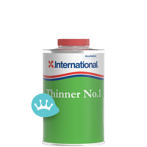 International Thinner No. 1 - 500 ml