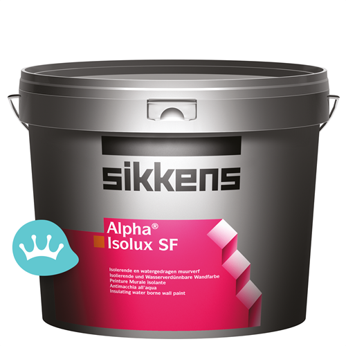 Sikkens Alpha Isolux SF - Wit - 5 l